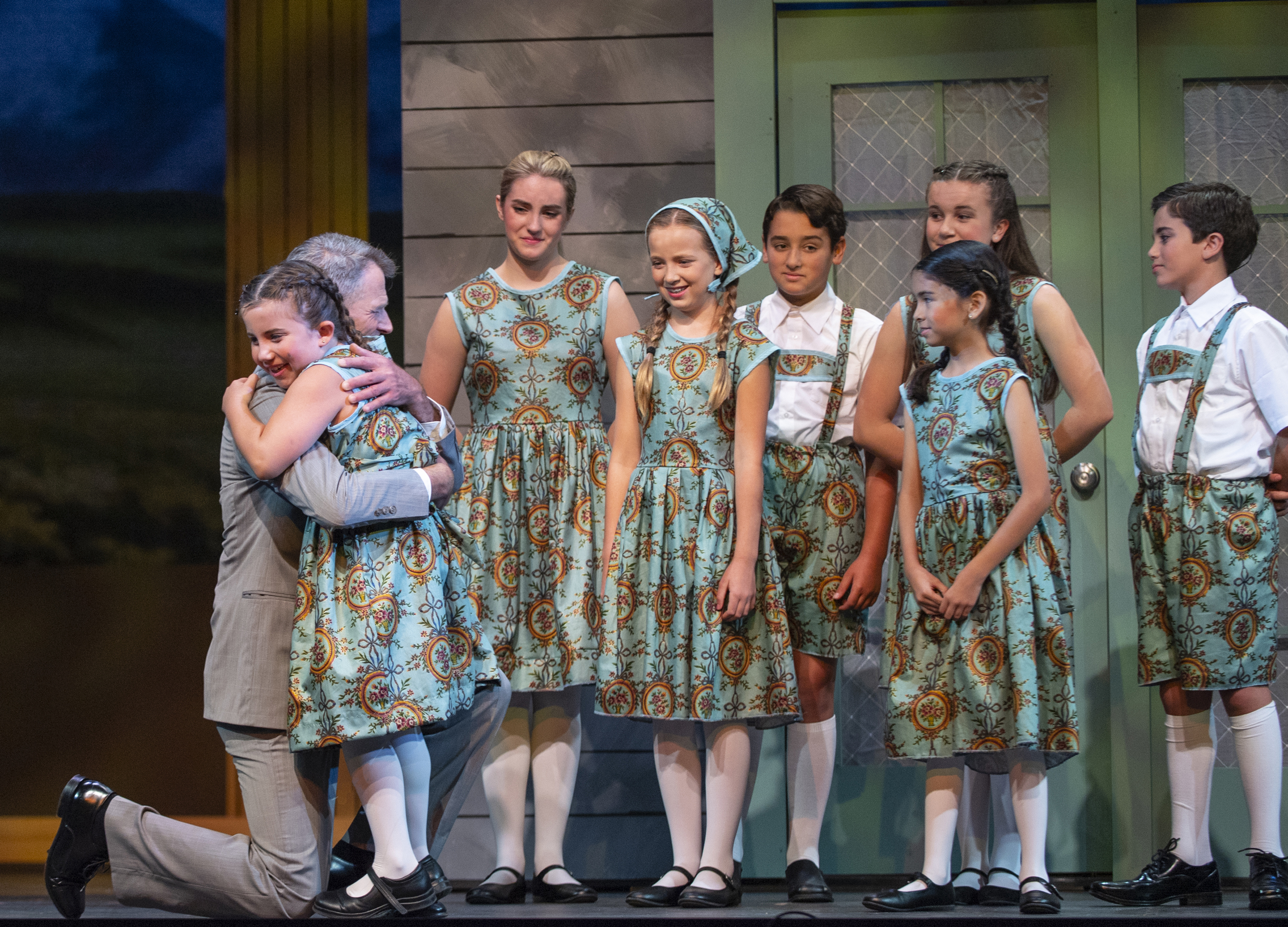 Foothill Music Theatre The Sound Of Music Carla Befera Company